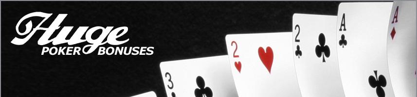 Party poker signup bonus code